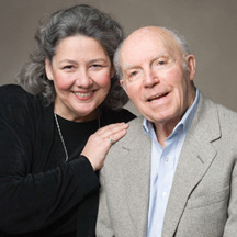 Darlene and Donald Shiley