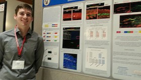 SCIP Interns Take Top Honors at San Diego State University Student Research Symposium